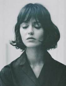 Cool Short Bob With Bangs