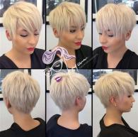 Cool Short Haircuts 23