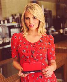 Dianna Agron Short Hair