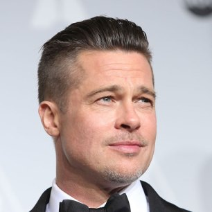 Hairstyles For Square Faces Slicked Back Undercut