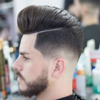 How To Style A Pompadour
