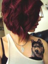 Short Red Hair For Girl