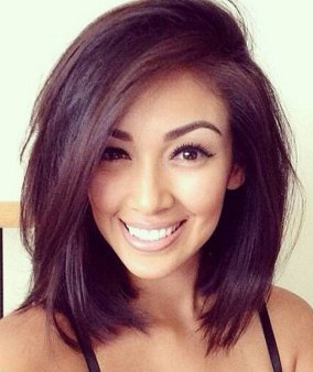 Short Shoulder Length Haircuts 11