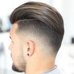 Slicked Back Undercut 1