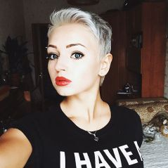Very Short Female Hairstyles 17