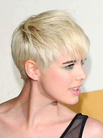 Very Short Female Hairstyles 2