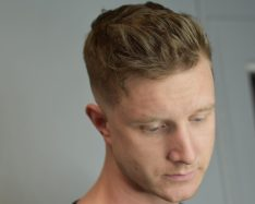 Mikeydenton New Hairstyles For Men 2018 Baxter Of California Clay Effect Blow Dry Natural Finish E1522173408538