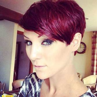 14.Pixie Hairstyle