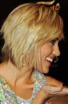 17. Layered Short Hairstyles