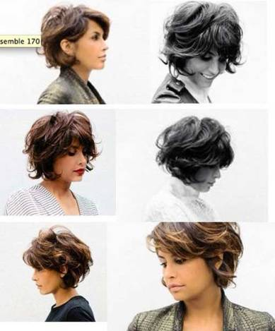 18. Short Hairstyle