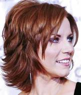 6.Layered Short Hairstyles