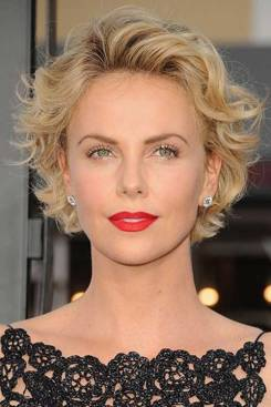 8. Short Haircut For Round Faces
