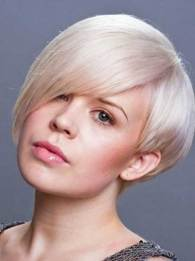 Best Short Hairstyles For Round Faces 16