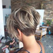 Hairstyle For Short Hair Girls