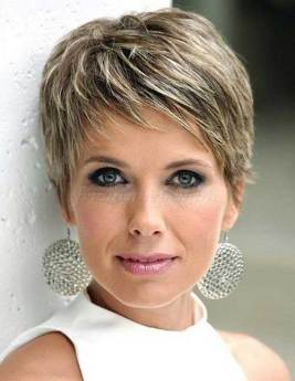 Short Haircuts Female