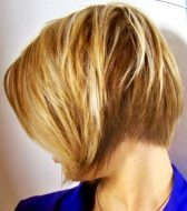 Short Bob Hairstyles Side View