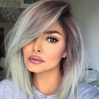 Easy And Pretty Bob Haircuts That Make Your Fine Hair Fuller 15