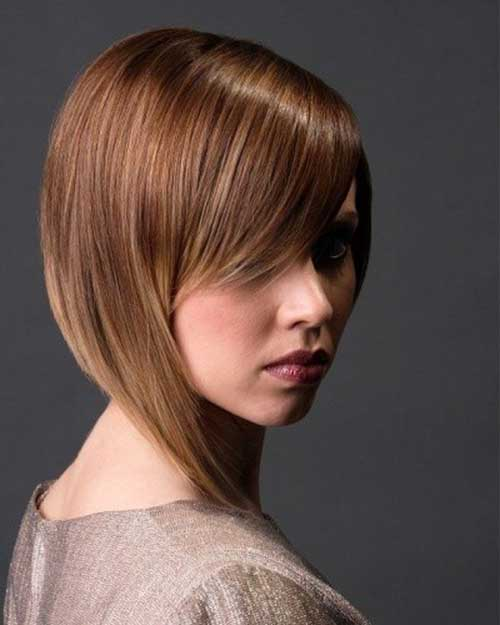 Short Hairstyle Ideas For Your Inspiration 2