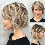 Short Hairstyle Ideas For Your Inspiration 35