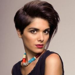 Short Hairstyle Ideas For Your Inspiration 40
