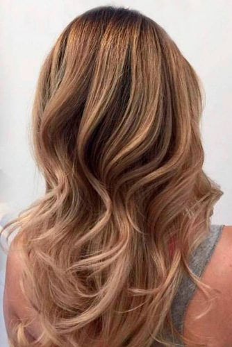 Light Brown Hair Styles Medium Length Curly Sandy
