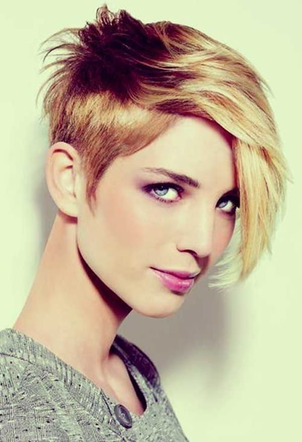 Short Haircuts For Girls 15