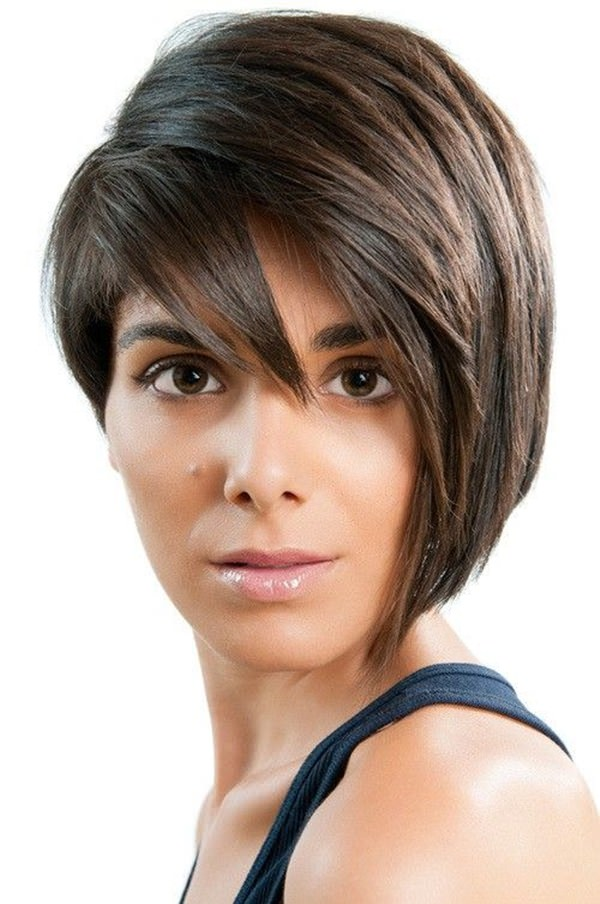 Short Hairstyles For Girls 27