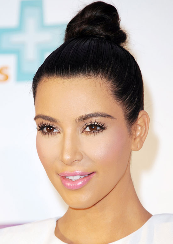 Simple And Elegant Twisted Topknot