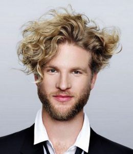 Curly Hairstyles For Men New Hair Trends different hairstyles for men