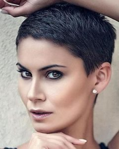 Super Very Short Pixie Haircuts Short Hair Colors 2018 2019 1 Min