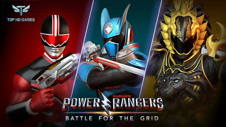 Power Rangers Battle for the Grid Game Tier List Pc Free Full Version