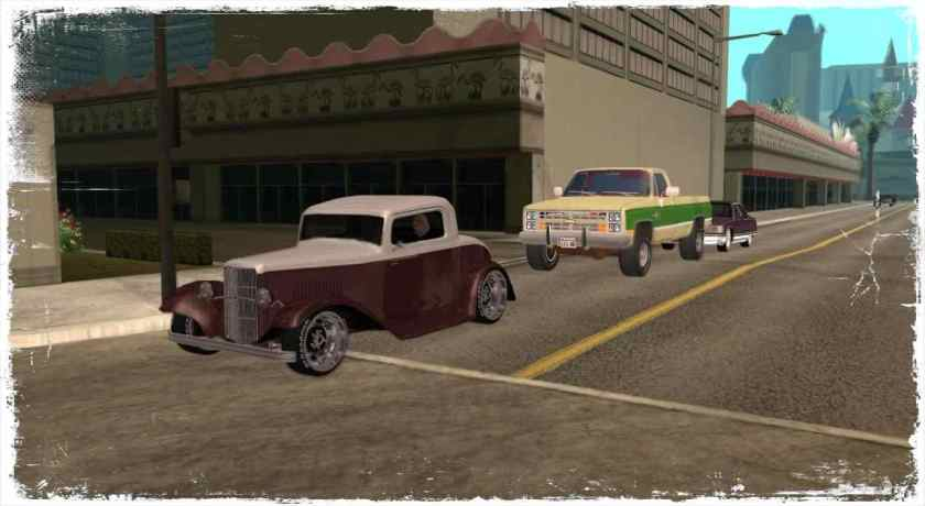 Grand Theft Auto San Andreas Highly Compressed Download
