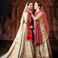 Latest Designs Bridal Lehenga by Ritu Kumar