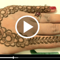New Beautiful Easy Mehndi Designs for Eid Ul Fitr 2021