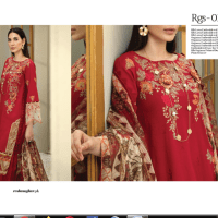 Resham Ghar Festive Chiffon Collection for women's