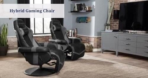 Hybrid gaming chair