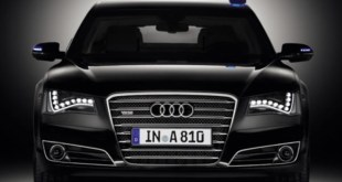 AUDI A8 offer a Great Bulletproof Car