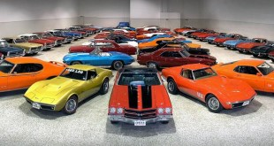 DINOSAURS - The Most Famous Muscle Cars of History