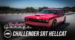Dodge Challenger SRT Hemi Hellcat at Jay Leno's Garage