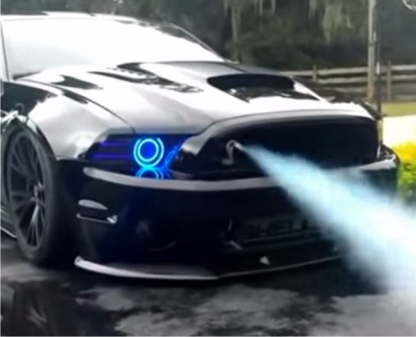 1000hp Ford Mustang Shelby Gt500 Purge