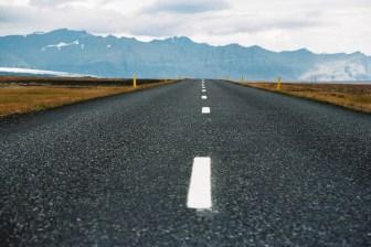 La route, encore une fois... © JanPier