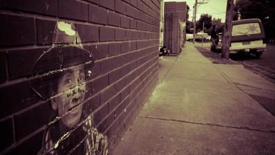 Rue de Melbourne, célèbre pour sa prostituée édentée. © Yopich