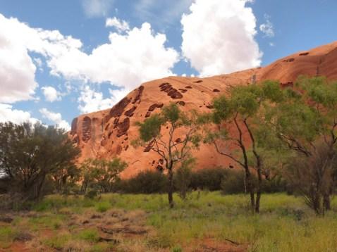 L'Uluru III © Yopich
