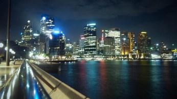 Sydney Vs NYC © Yopich