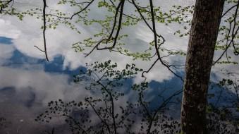 Miroir entre ciel et terre © Topich