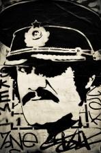 Colonel moustache
