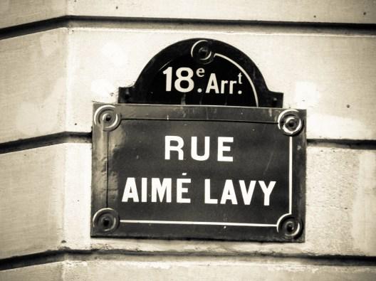 Rue Aimé Lavy
