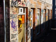 Graffeurs hauts en couleurs