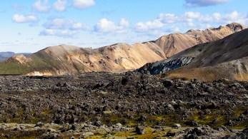Langue de magma