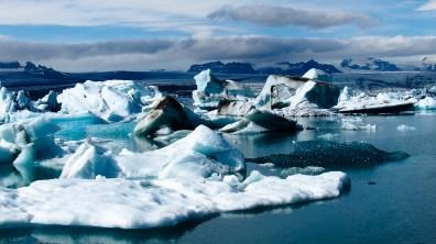 Au pied du Vatnajökull II